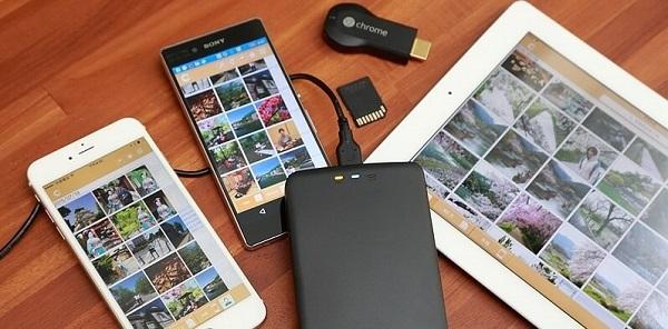 SD 卡照片備份