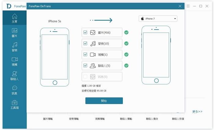 iPhone 檔案傳輸軟體