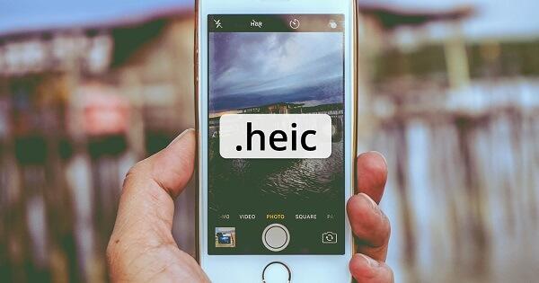 開啟 HEIC 圖片