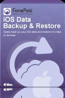 Mac iOS Data Backup Restore