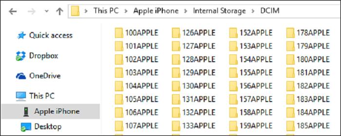 導出 iPhone 相片到電腦