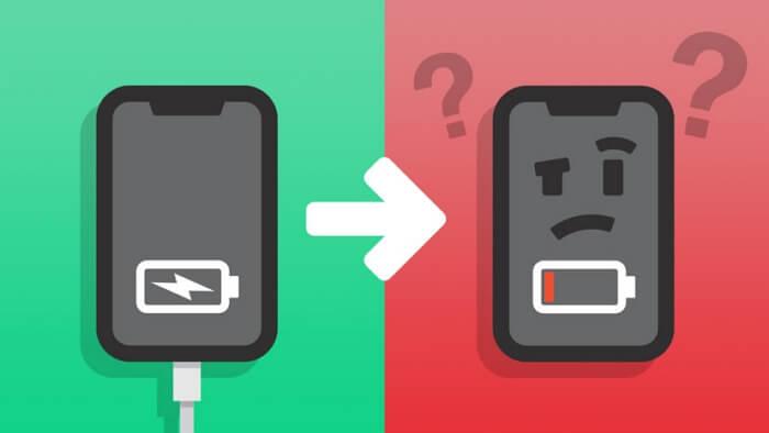 iPhone 充電問題