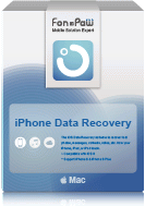 Mac iPhone Data Recovery Box