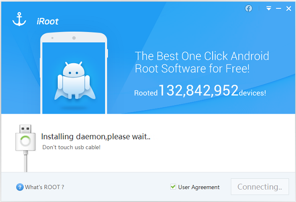 iroot connect phone