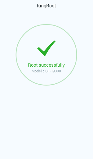 kingroot root successfully.png