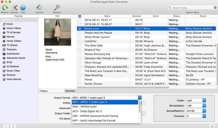 Apple Music 轉 MP3