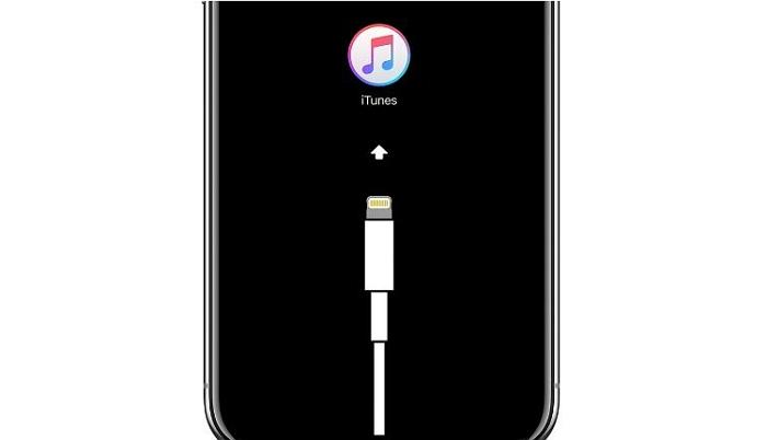 iPhone 進入復原模式