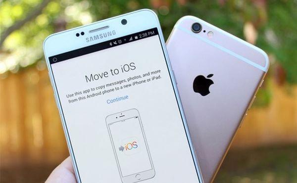 轉 Android 資料到 iPhone