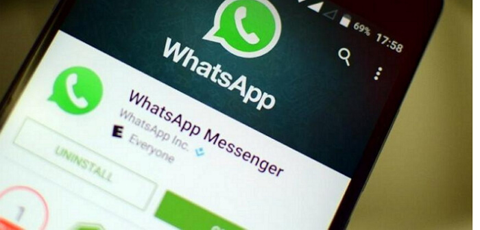 WhatsApp 不能用了